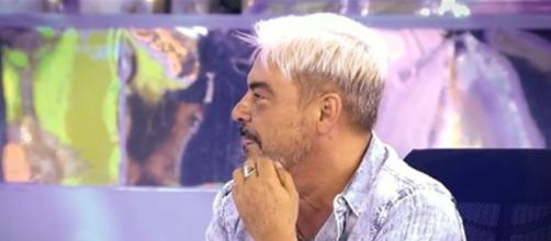 Antonio Canales fue despedido en directo y tuvo una discutida reacción con Carlota Corredera - (Telecinco)