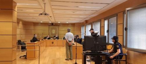 Juicio del anciano de 77 años de Ciudad Real (Captura pantalla de la declaración)