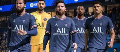 FIFA 22, l'équipe XXL du PSG !