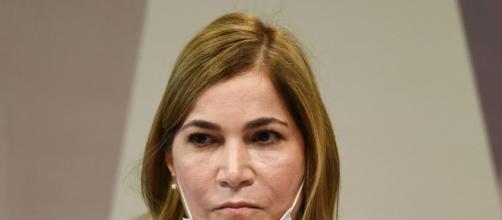 Mayra Pinheiro acusa CPI da Covid de ter vazado para a imprensa informações sigilosas sobre ela. (Foto: Arquivo Blastingnews)