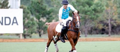 Prince Harry announces $1.5 million Charity Donation from Memoir at surprise polo match appearance. [Image source/The Royal Family/YouTube]