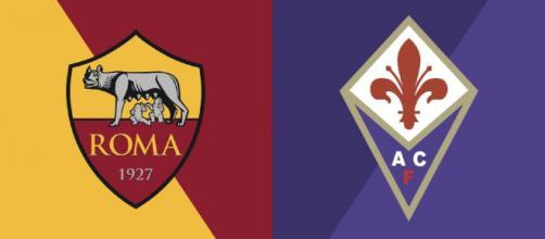 Serie A: Roma - Fiorentina, prima giornata.