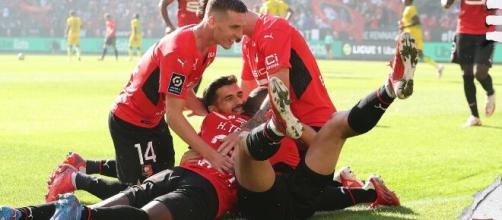 Vainqueur du FC Nantes, le Stade Rennais en a profité pour chambrer son rival (Source : Stade Rennais)