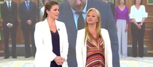 Belén Esteban ha recordado que conoce desde hace 20 años a Carlota Corredera (Twitter, @telecincoes)