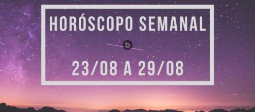 Horóscopo da semana para cada signo entre 23 e 29/08. (Arquivo Blasting News)