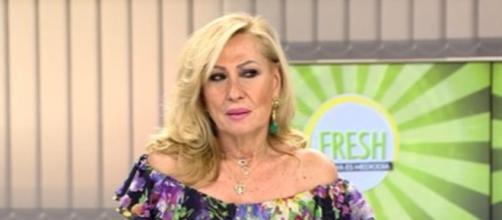 A pesar de la disputa con Amador Mohedano, Rosa Benito sigue apoyando a su familia a la espera del documental - (Telecinco)