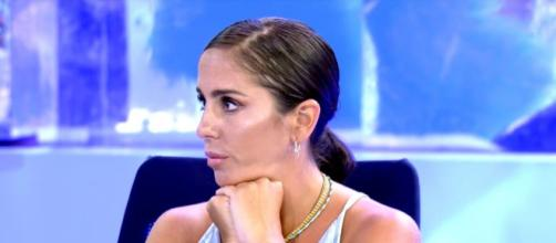 Anabel Pantoja fue cuestionada esa misma tarde por Kiko Hernández sobre si su padre irá a la boda o no - (Telecinco)