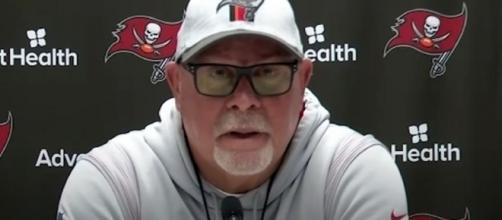 Arians said he would play the starters in their preseason finale (Image Credit: Tampa Bay Buccaneers/YouTube)