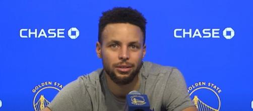 Curry is entering his 13th NBA season (Image Credit: Golden State Warriors/YouTube)