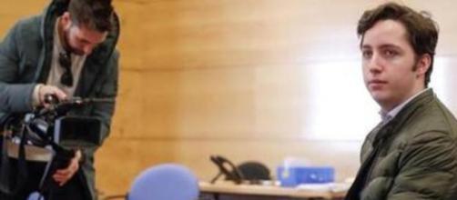 El 'Pequeño Nicolás' en una de sus últimos encuentros con la justicia (Fuente: Twitter)