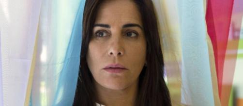 Glória Pires em cena do filme 'A Suspeita' (Foto: Reprodução/Instagram/@gpiresoficial)