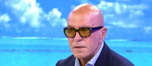 Kiko Matamoros estaría enfadado con cómo ha actuado el programa en su audiencia - (Telecinco)