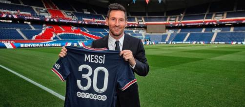 Lionel Messi ya ha establecido contacto con el Inter Miami (Instagram, @leomessi)
