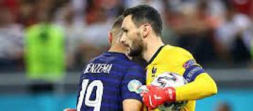 Le retour de Benzema, Hugo Lloris n'a pas aimé les rumeurs (Source : capture Youtube)