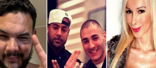 Sadek a clashé Karim Benzema et Booba. (crédit twitter)