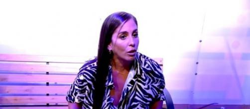 Anabel Pantoja se habría sentido acosada por 'Sálvame' sobre sus planes de boda - (Telecinco)