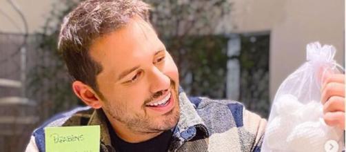 Dony De Nuccio e Larissa Laibida esperam primeiro filho (Foto: Reprodução/Instagram/@donydenuccio)