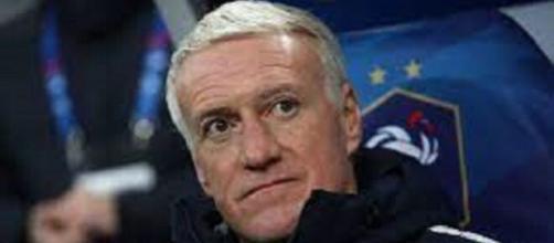 La liste de Didier Deschamps pour les trois prochains matches des Bleus (Source : capture Youtube)