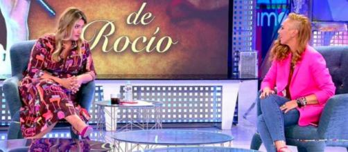 Rocío Carrasco ha asegurado que el diario de de Rocío Jurado va a revelar muchos secretos (Twitter, @salvameoficial)