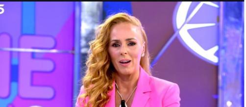 Rocío Carrasco ha dedicado unas palabras a todas las víctimas de violencia vicaria - Captura de pantalla Telecinco