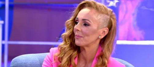 Rocío Carrasco no ha querido dar muchos detalles pero ha reconocido emocionarse - (Telecinco)