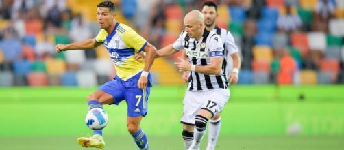Cristiano Ronaldo no fue convocado para el partido de mañana contra el Empoli (Twitter @juventusfces)