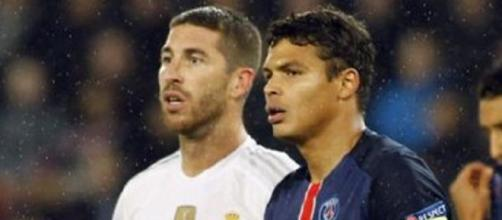 Thiago Silva dézingue le PSG sur le cas Sergio Ramos (Source : capture Youtube)