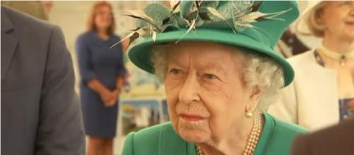 The Queen on climate change at Edinburgh event (Image source: Evening Standard/YouTube)