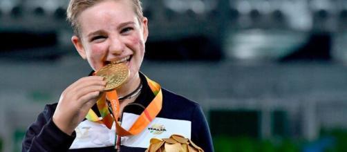 Paralimpiadi, Bebe Vio ha conquistato la medaglia d'oro alle Paralimpiadi nella scherma.
