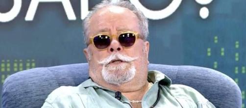 Arévalo hizo referencias a Bertín Osborne y se confesó seguidor de Vox. (Telecinco)