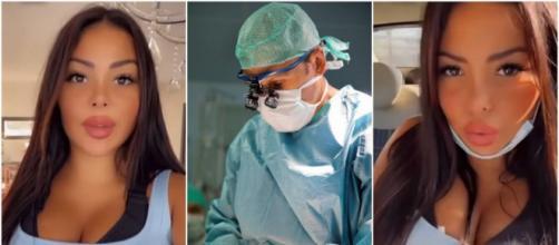 Les Marseillais vs Le Reste du Monde 6 : Maeva Ghennam subit une nouvelle opération de chirurgie esthétique