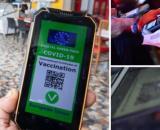 Green pass, controlli con app VerificaC19: sanzioni tra 400 e 1000 euro ai trasgressori.