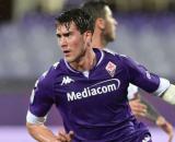 L'Inter pensa a Vlahovic della Fiorentina.