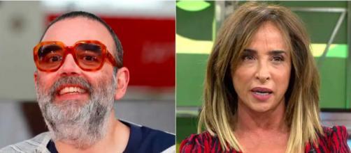 """Bobo Pop calificó de """"inculta"""" a María Patiño (Twitter, VivaLaVidaT5)"""