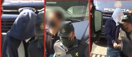 Detención de presuntos participantes en el crimen de Samuel (Captura de Telecinco)