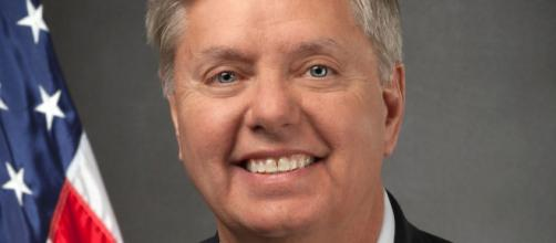 Lindsey Graham tests positive for Covid-19 (Image source: US Senate Photo Office)