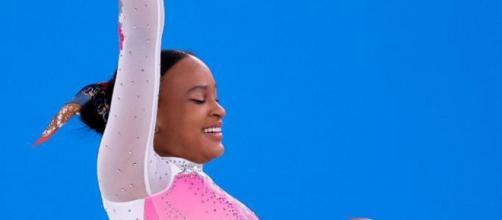 Rebeca Andrade conquista duas medalhas para o Brasil (Wander Roberto/COB)
