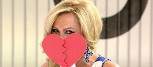 Rosa Benito afirma que no está enamorada. (Mediaset)