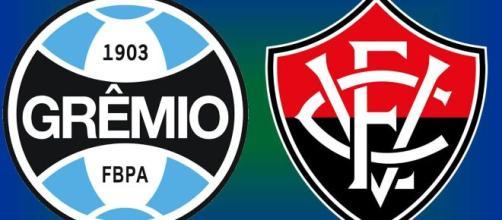 Saiba onde assistir Grêmio x Vitória (Arte/Eduardo Gouvea)