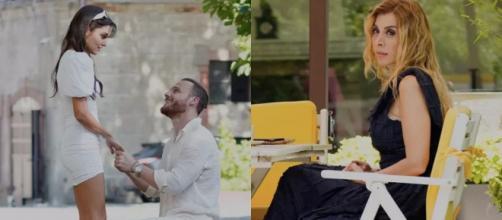 Sen Çal Kapımı, anticipazioni puntata 47: Kiraz vuole avvicinare Serkan e Kemal.