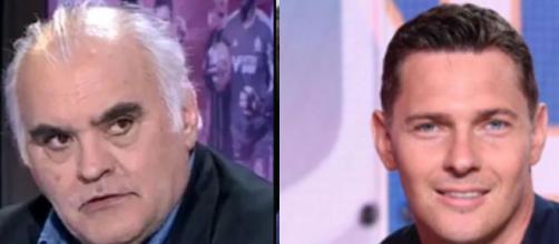 Gilles Favard et Ludovic Obraniak se clashent sur Twitter. (Crédit Twitter)