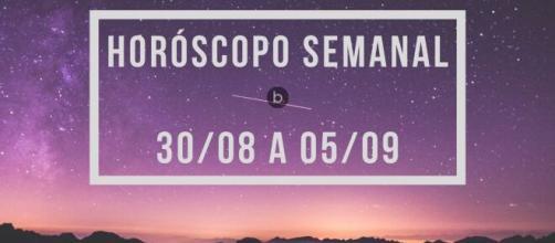 Horóscopo da semana para os signos entre 30/08 e 05/09. (Arquivo Blasting News)