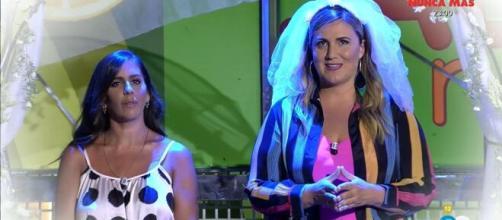Anabel Pantoja se siente boicotedada (Telecinco)