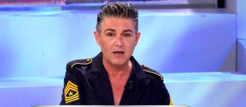 Ángel Garó arremete sin piedad contra Telecinco tras su paso por 'La última cena'. (Imagen: captura Telecinco)
