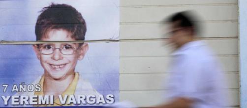 Detenido el padre de Yeremi Vargas (RRSS)