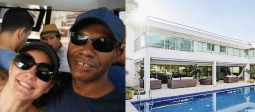 Ex-empregado dos Bolsonaro faz denúncias contra a família do presidente (Arquivo pessoal/Reprodução)