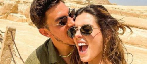 Giovanna Lancellotti curte férias com namorado (Reprodução/Instagram/@gilancellotti)