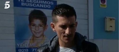J.F. Vargas, detenido por la presunta agresión sexual a su hija de 13 años, se encuentra en libertad con orden de alejamiento. (Telecinco)