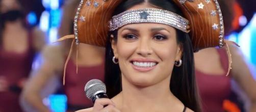 Juliette Freire mergulha em carreira musical (Reprodução/TV Globo)