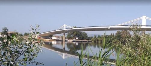 La mano encontrada pertenecería al cadáver hallado en el Ebro (Google Maps)